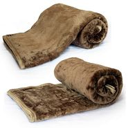 Set of 2 Little India Double Bed AC Blanket-DLI4DBK2262