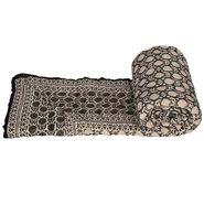 Jaipuri Print Cotton Single Bed Razai AC Quilt-DLI4SRZ106