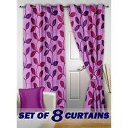 Set of 8 Printed Door curtain-7 feet-DNR_4_2003