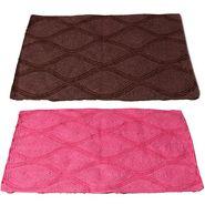 Storyathome Set of 2 Cotton Blend Doormat-DN_1414-1412-Z