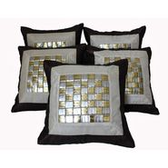 Set of 5 Dekor World Design Cushion Cover-DWCC-12-031-5