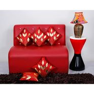 Set of 5 Dekor World Design Cushion Cover-DWCC-12-076