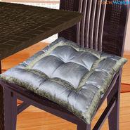 Dekor World Sprial Zari Lace Chair Pad-DWCP-029