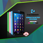 Datawind 3G Calling Tablet with Keyboard