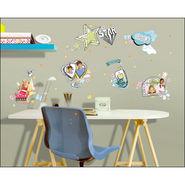 Decofun High School Musical Wall Stickers - Multicolor