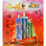Awals Candle Decoration DIY Activity Kit for Kids