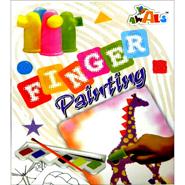 Awals Finger Painting- DIY Activity Kit for Kids