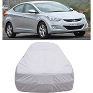 Digitru Car Body Cover for Hyundai Elantra - Silver