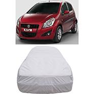 Digitru Car Body Cover for Maruti Suzuki Ritz - Silver