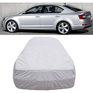 Digitru Car Body Cover for Skoda Octavia - Silver