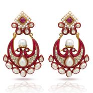 Branded Gold Plated Artificial Earrings_Er30034gpin