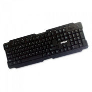 Envent Kease Sturdy Multimedia Keyboard - Black