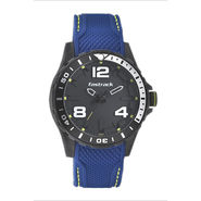 Fastrack Analog Watch For Unisex_Ft01 - Black