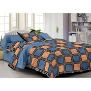 Storyathome 100% Cotton Single Bedsheet with 1 Pillow Cover-FY1107