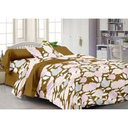 Storyathome 100% Cotton Single Bedsheet with 1 Pillow Cover-FY1221