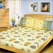 Freelance Flat, Dohar Double Bedsheet -BSFL310