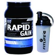 GXN Advance Rapid Gain 2 Lb (907grms) Butterscotch Flavor + Free Protein Shaker