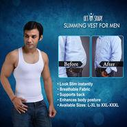 Get In Shape Slimming Vest for Men
