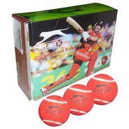 Slazenger Gully Cricket Tennis 6 Pcs Balls