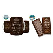 Shaildha Birthday Special 350 Ml Coffee Mug With Chocolate Bar - 12391186