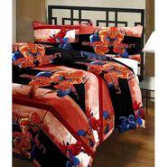 eCraftIndia Designer Printed Kids Single Bed Reversible AC Blanket-HFBD130