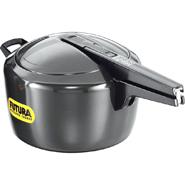 Hawkins Futura HA Jumbo Pressure Cooker 7L - Black