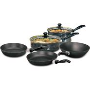 Hawkins Futura 7pcs Non-Stick Cookware - Black