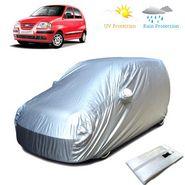 Hyundai Santro Xing Car Body Cover - Silver