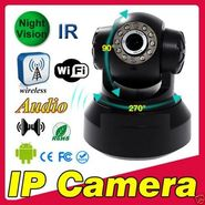 Aeoss IP Camera Pan-Tilt Onvif P2P HD IR CCTV 720P With TF Card Slot Wi-Fi Zoom