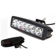 AutoSun 6 LED FOG LIGHT/WORK LIGHT BAR SPOT BEAM OFF ROAD DRIVING LAMP 1 PC
