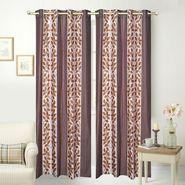JBG Home Store Set of 2 Beautiful Design Door Curtains-JBG932_1BBLD