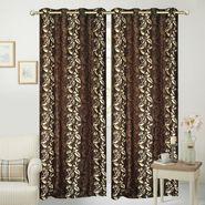 JBG Home Store Set of 2 Beautiful Design Door Curtains-JBG936_1BELD