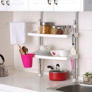 Kawachi Multifunction SS Kitchen Storage Rack -K178