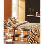 Amore Designer Printed Double Bed Soft Blanket-KDAW06
