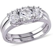 Kiara Swarovski Signity Sterling Silver Priya Ring_Kir0811 - Silver