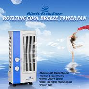 Kelvinator Rotating Cool Breeze Tower Fan