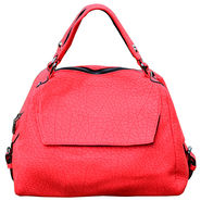 Sai Arisha PU Red Handbag -LB688