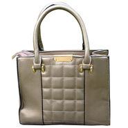 Sai Arisha PU Silver Handbag -LB701