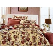 Lakshaya 100% Cotton Double Bedsheet With 2 Pillow Covers-LE-016