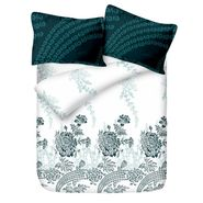 Lakshaya 100% Cotton Double Bedsheet With 2 Pillow Covers-LE-004