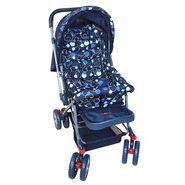 DealBindaas Pram Baby Day Out - Blue Circle