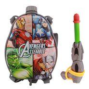 Holi Water Pichkari Back Pack Cartoon Tank Squirter F23 - Multicolour