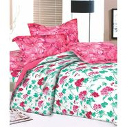 Amore Double BedSheet With 2 Pillow Cover-METRO05