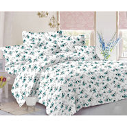 Valtellina Double Bed Sheet with 2 Pillow Cover-MO-165