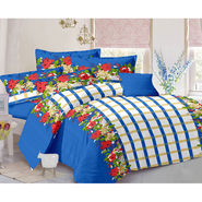 Valtellina Double Bed Sheet with 2 Pillow Cover-MO-195