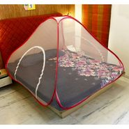 Storyathome Double Bed foldable Mosquito Net  Ft-MOS101