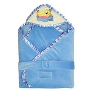 Wonderkids Blue Sleeping Teddy Carry Nest