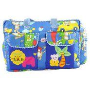 Ole Baby Multi Utility Embroidery Jumbo Diaper Bag_OB-PDB-B041