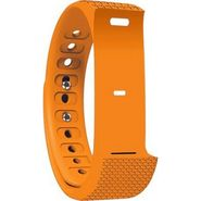 Shaman Smart Fitness Band Wrist Strap - Sunrise Orange