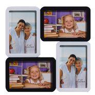 Landscape & Portrait 4 Pictures Collage Photo Frame